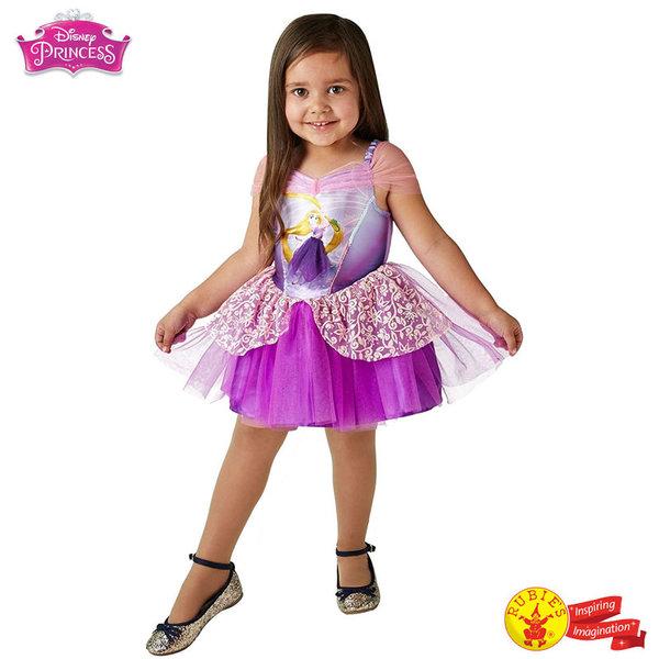 1Детски карнавален костюм Disney Принцеса Рапунцел балерина 640181