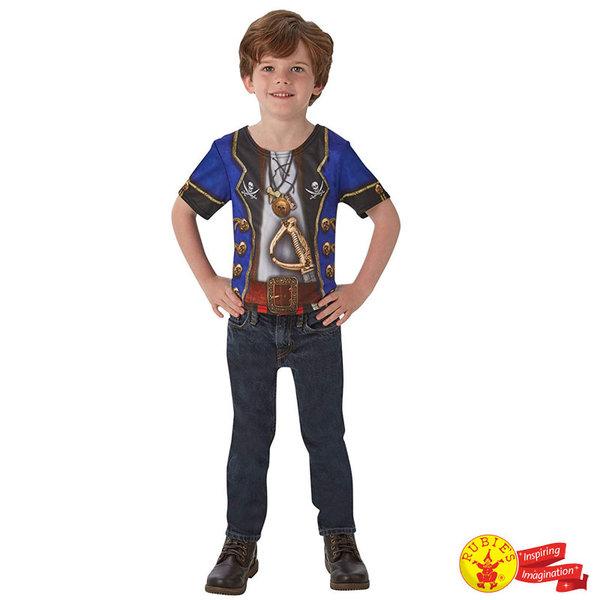 Детски карнавален костюм Пиратска тениска 630695