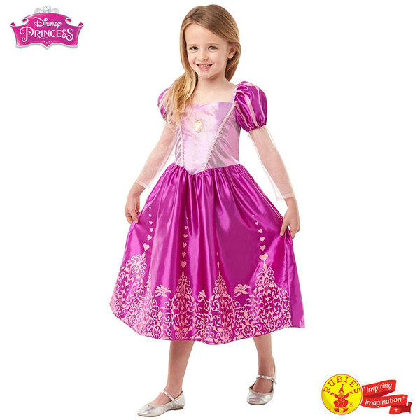 1Детски карнавален костюм Disney Принцеса Рапунцел 640722