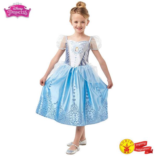 1Детски карнавален костюм Disney Принцеса Пепеляшка 640718