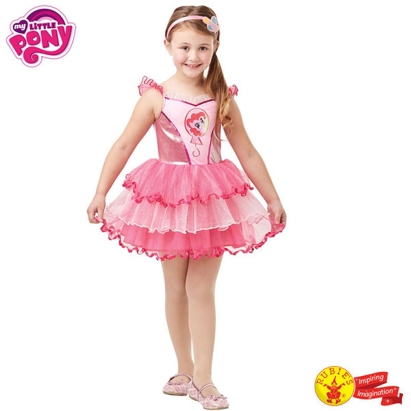 Детски карнавален костюм MY LITTLE PONY Pinkie Pie 640915