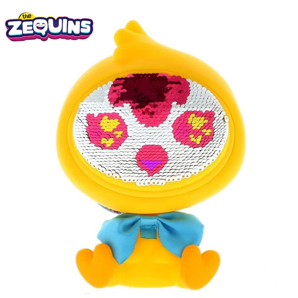 Zequins - Животинче с пайети променящи личицето Dazz ZQ001D2