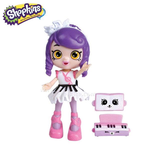 Shopkins Happy Places Lil Shoppie - Кукла Лил Шопее Мелодини 56322