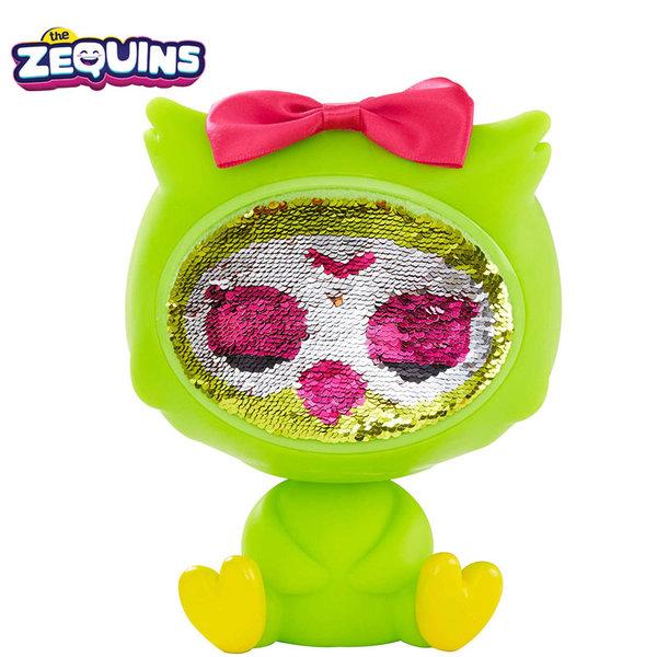 Zequins - Животинче с пайети променящи личицето Emmy ZQ001D2