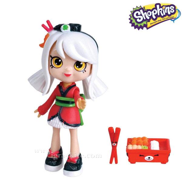 Shopkins Happy Places Lil Shoppie - Кукла Лил Шопее Sara Sushi 56320