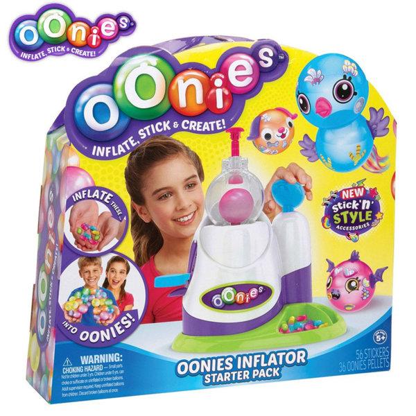 Oober Oonies - Машина за надуване на балончета 19954