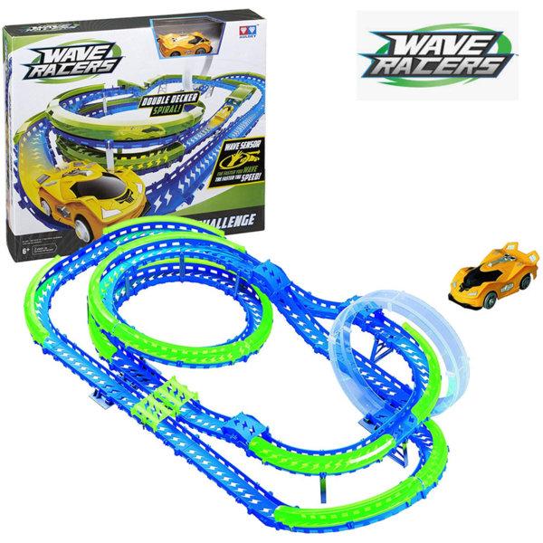 Wave Racers - Писта с кола със сензор за движение Epic Challenge 211133