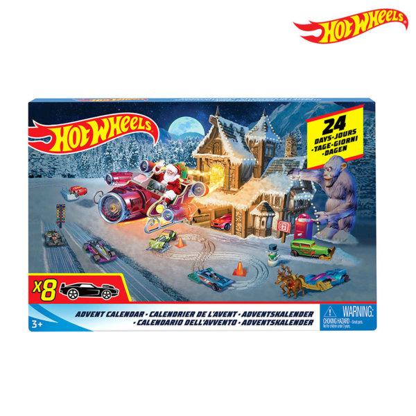 Hot Wheels - Коледен календар Хот Уилс FKF95