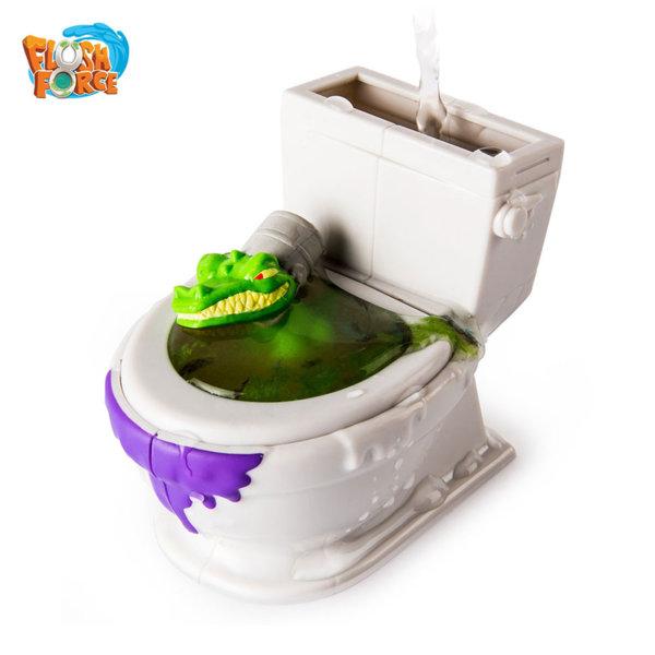 Flush Force - Тоалетна чиния с 2 фигури 6037313