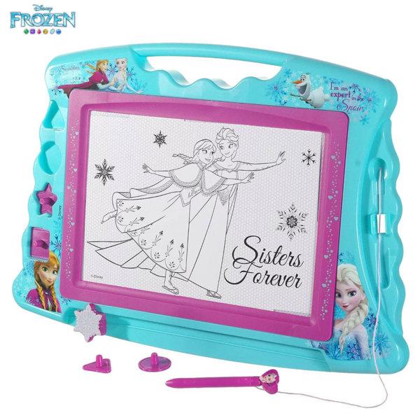 Disney Frozen Магнитна дъска за рисуване Замръзналото кралство 123314