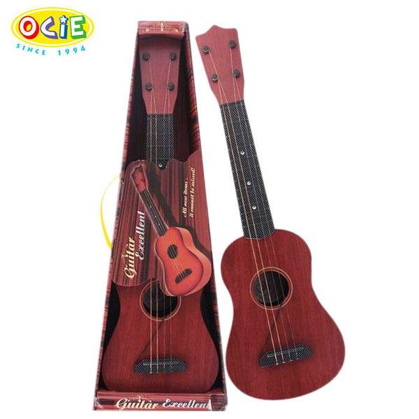 Ocie Детска пластмасова китара 4 струни OTG0860520