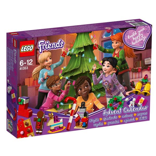 Lego 41353 Friends Коледен календар 2018