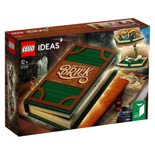 Lego 21315 Ideas Pop-Up Book Поп-ъп книга
