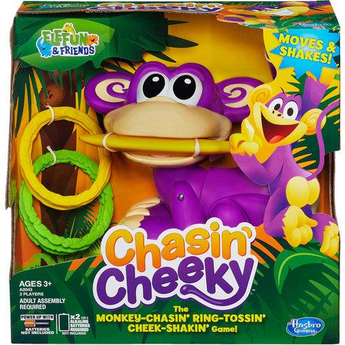 Hasbro - Детска игра Маймунката Cheeky a2043