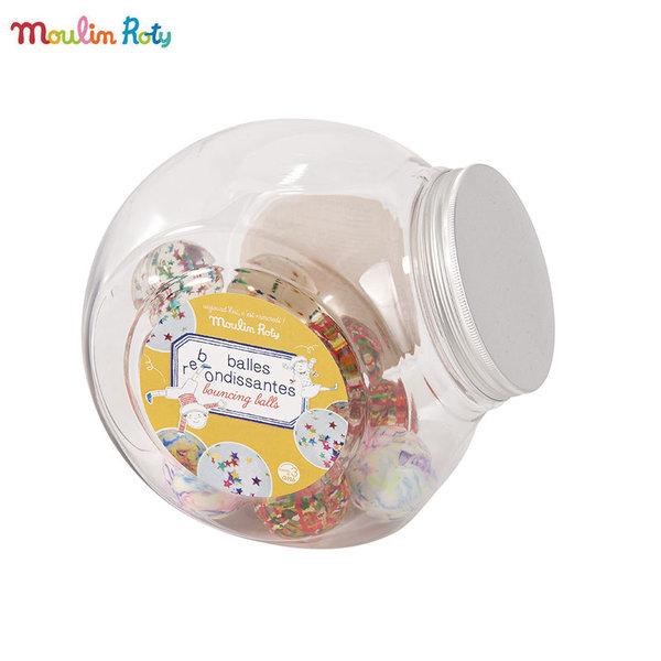 Moulin Roty Подскачащо топче 713137