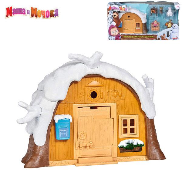 Simba Маша и Мечока Зимната къща на мечока 109301023