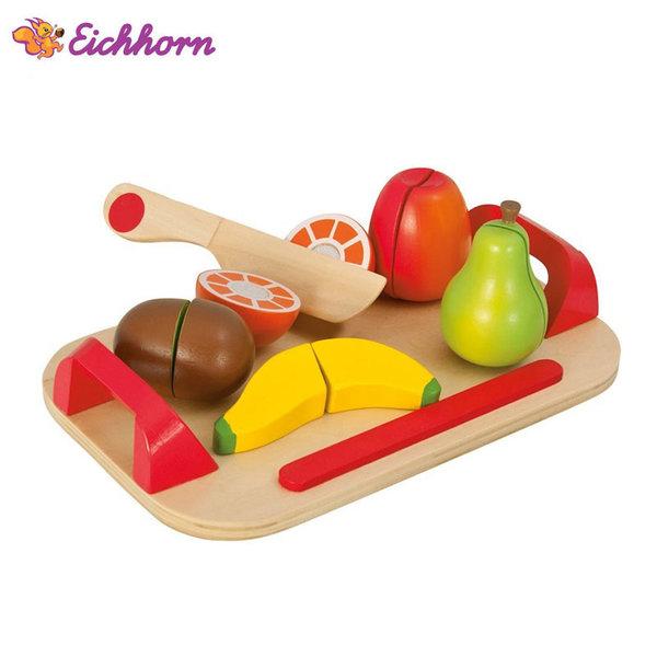 Eichhorn Дървена дъска за рязане с плодове 100003721