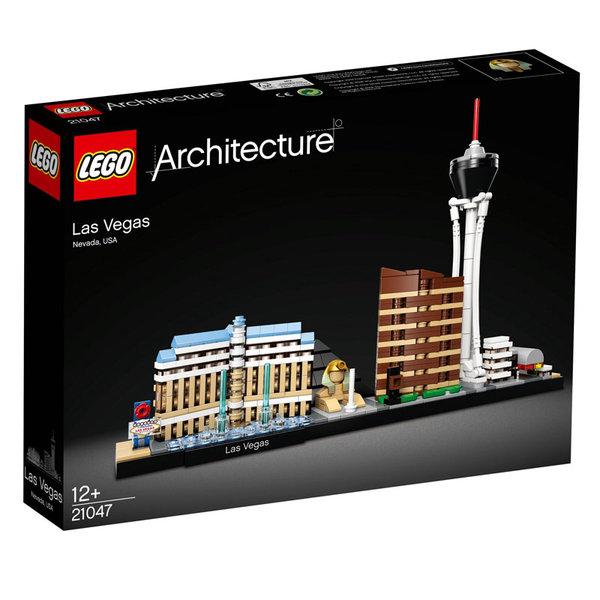 Lego 21047 Архитектура Лас Вегас