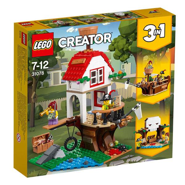 Lego 31078 Creator Приключения на дървената къща