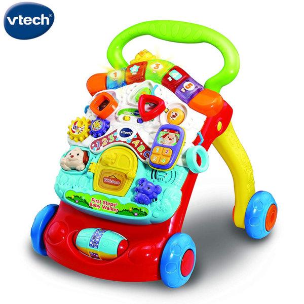 Vtech Бебешка проходилка 2в1 505603