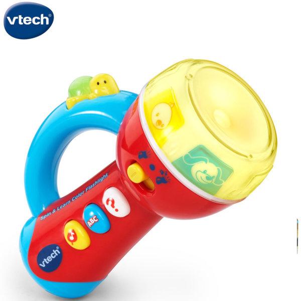 Vtech Бебешко музикално фенерче 185903