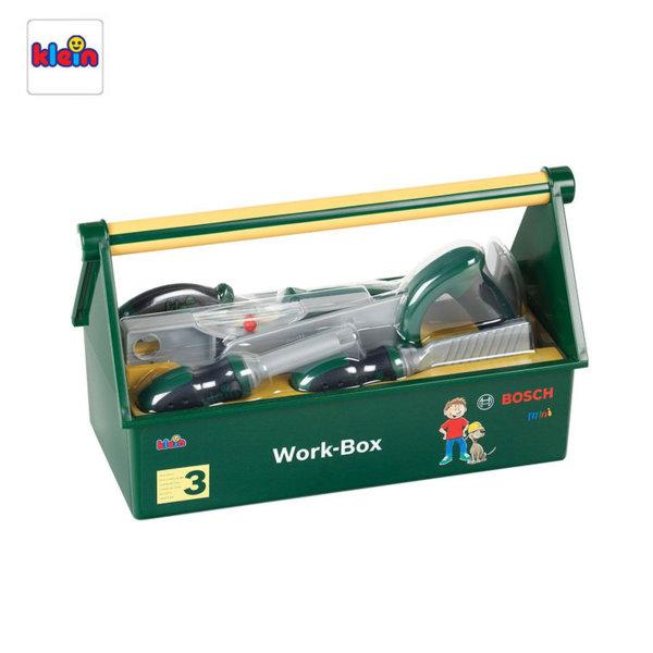 Klein Bosch mini Детска кутия с инструменти 8573