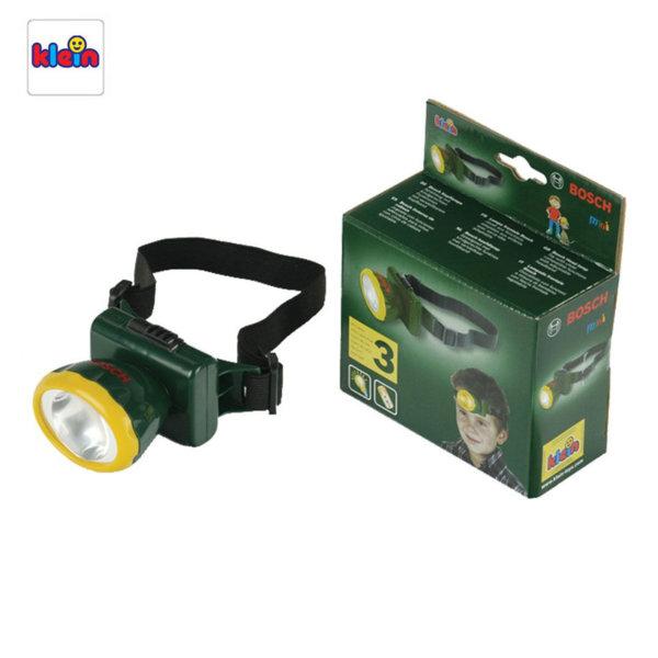 Klein Bosch mini Детско фенерче челник 8458