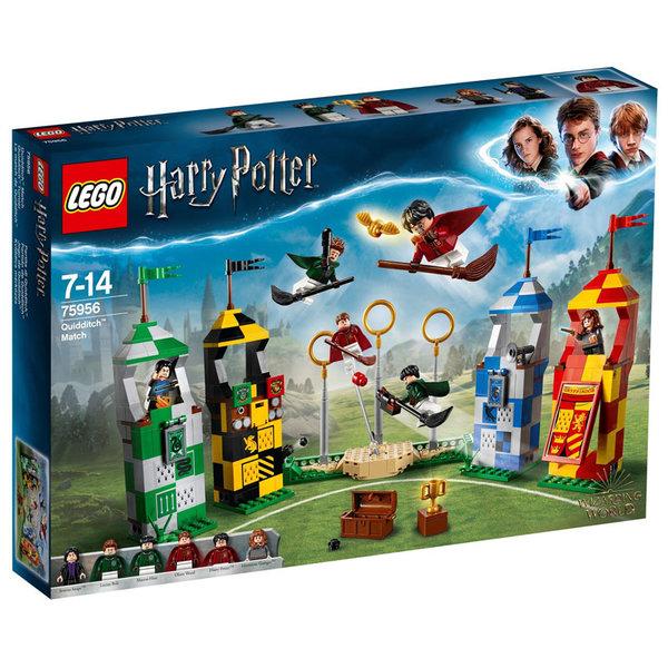 Lego 75956 Harry Potter™ - Куидич мач