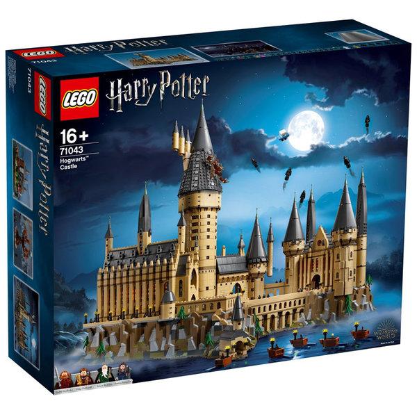 Lego 71043 Harry Potter™ - Замъкът Хогуортс