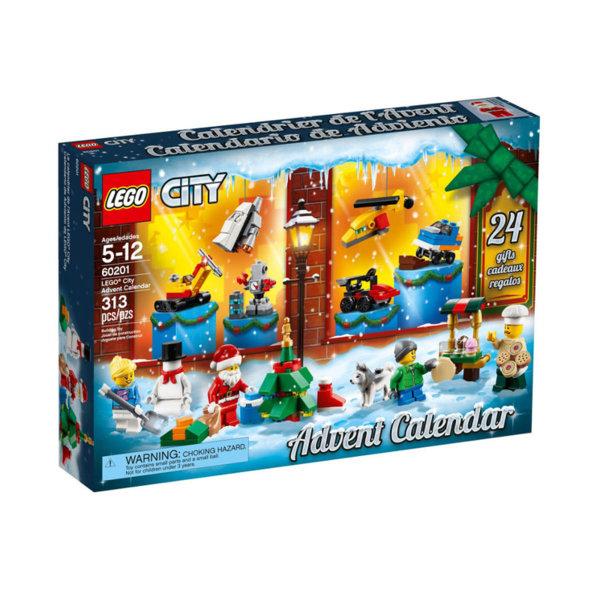 Lego 60201 City Коледен календар 2018