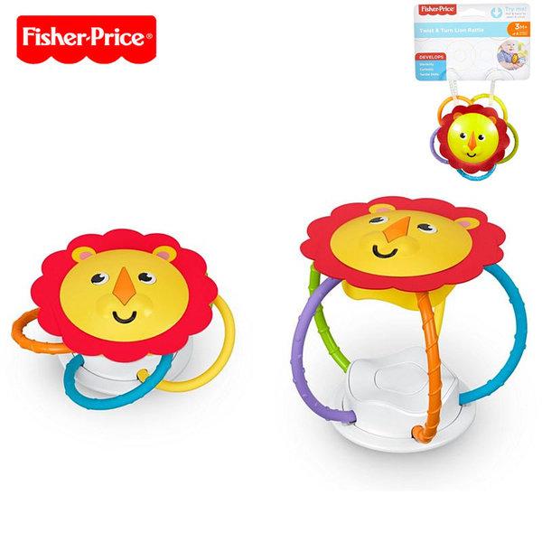 Fisher Price Дрънкалка Лъвче FVF42