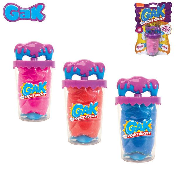 GAK VAC ГАК желе в чаша със звук Frrrrt 101513