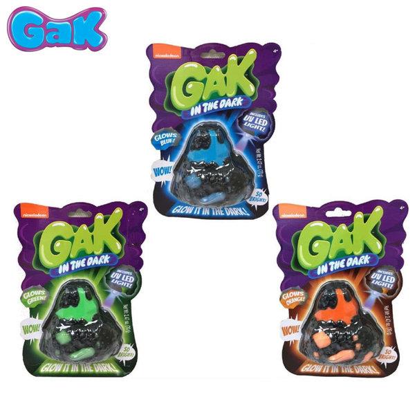 GAK VAC ГАК желе светещо в тъмното Метеорит 101711