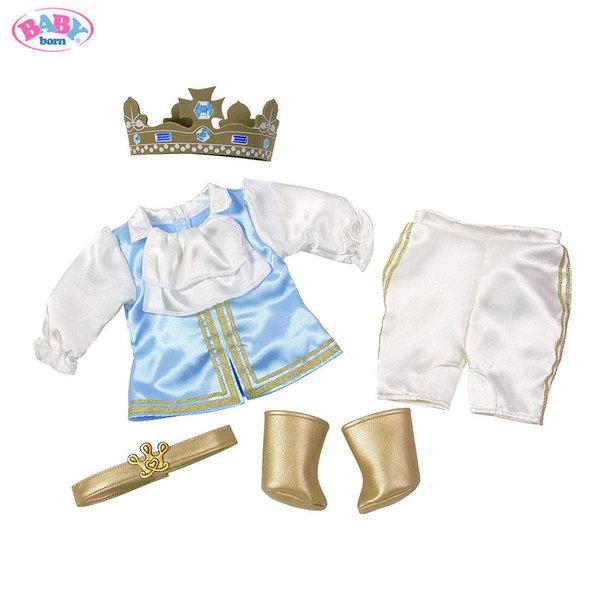 Baby Born Комплект дрешки за кукла Бейби Борн Принц 804995