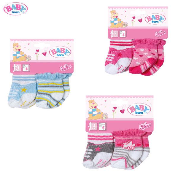 Baby Born Комплект чорапки за кукла Бейби Борн 823576