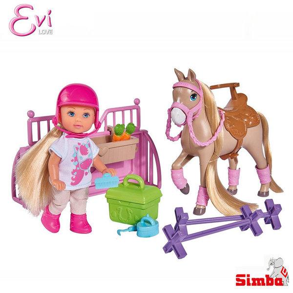 Simba Кукла Еви Лав Ваканция с конче 105733274038