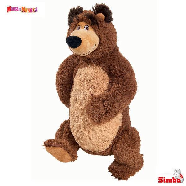 Simba Маша и Мечока Плюшен мечок с движещи се ходила 43см 109309893