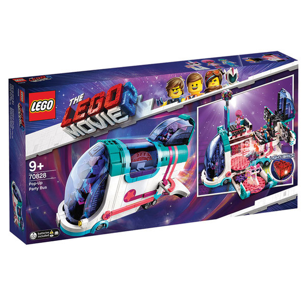 Lego 70828 The LEGO Movie2 Парти автобус