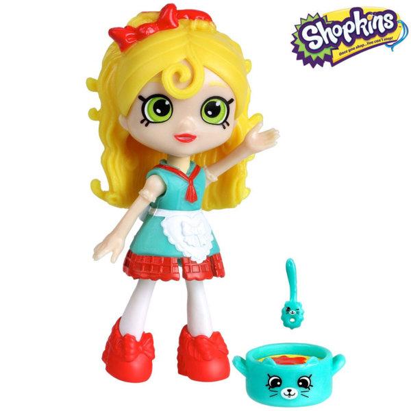 Shopkins Happy Places Lil Shoppie Кукла Спагети Сю 56199