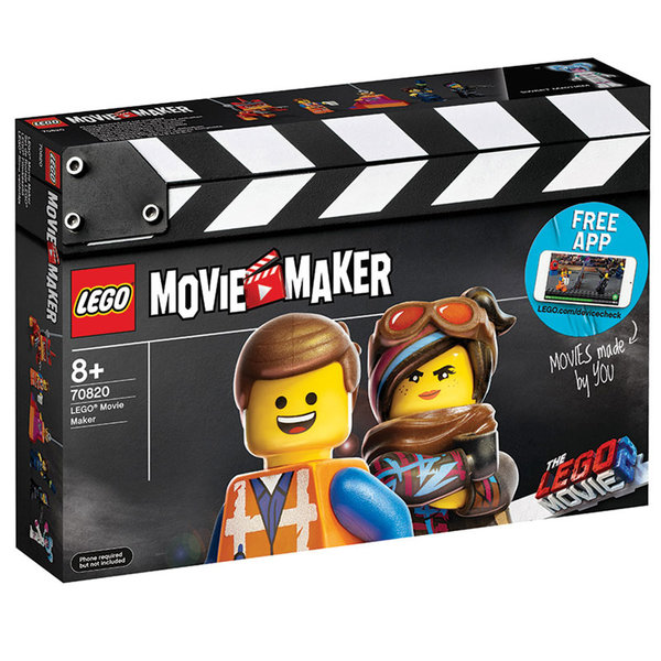 Lego 70820 The LEGO Movie2 LEGO® Movie Maker