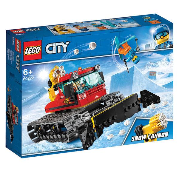 Lego 60222 City Снегоутъпкваща машина