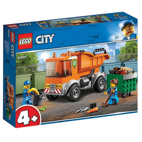 Lego 60220 City Боклукчийски камион