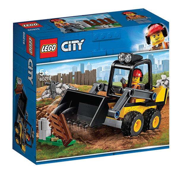 Lego 60219 City Строителен товарач