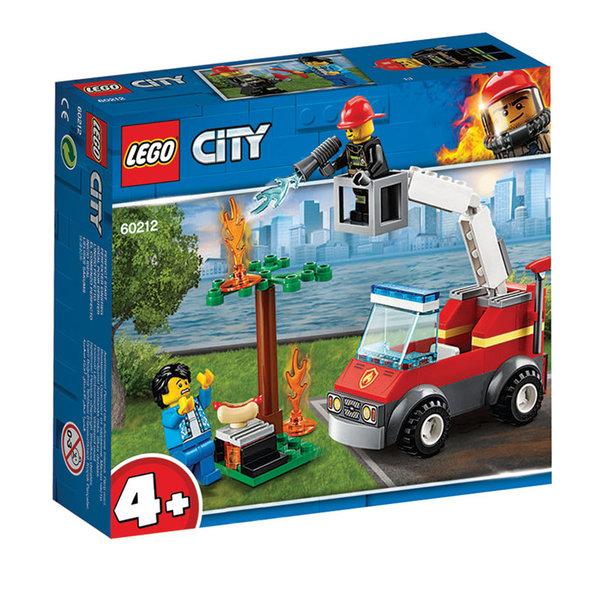 Lego 60212 City Горящо барбекю