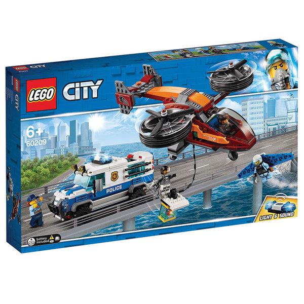 Lego 60209 City Въздушна полиция Кражба на диаманти