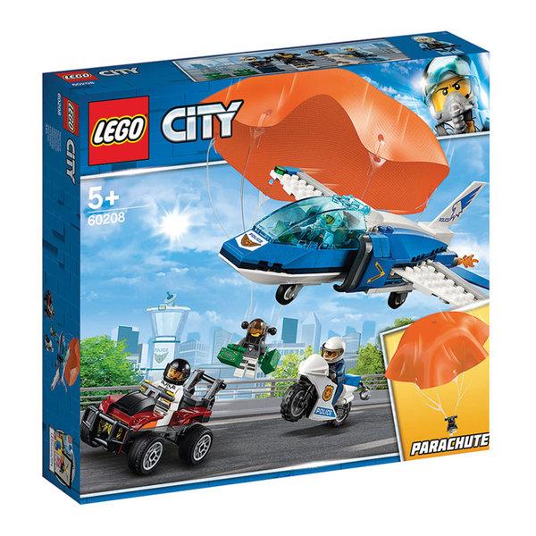 Lego 60208 City Въздушна полиция Aрест с парашут