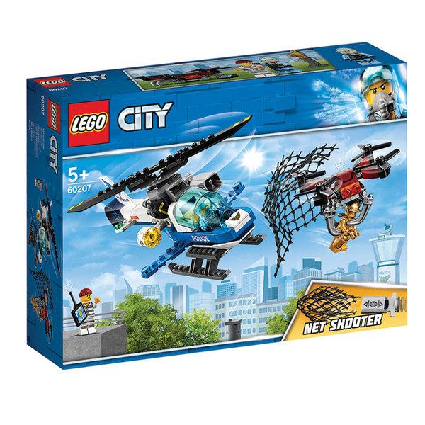 Lego 60207 City Въздушна полиция Преследване с дрон