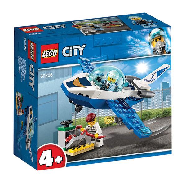 Lego 60206 City Въздушна полиция Реактивен патрул