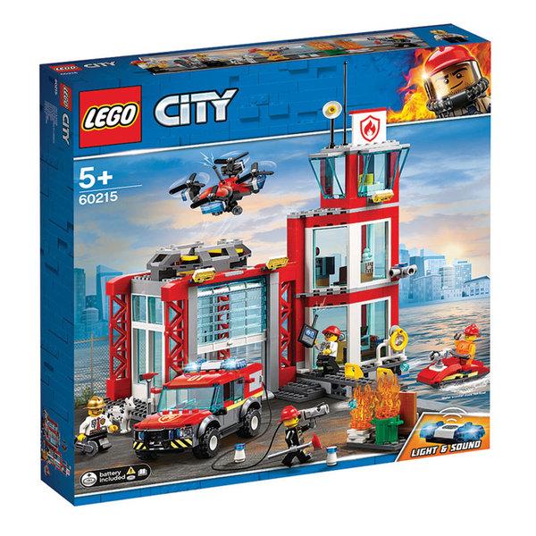 Lego 60215 City Пожарна