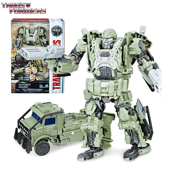 Transformers Трансформърс Premier Edition Voyager Class Autobot Hound C0891